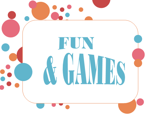 Party Invitation (fun And Games)