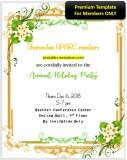 Corporate Annual Party Invitation