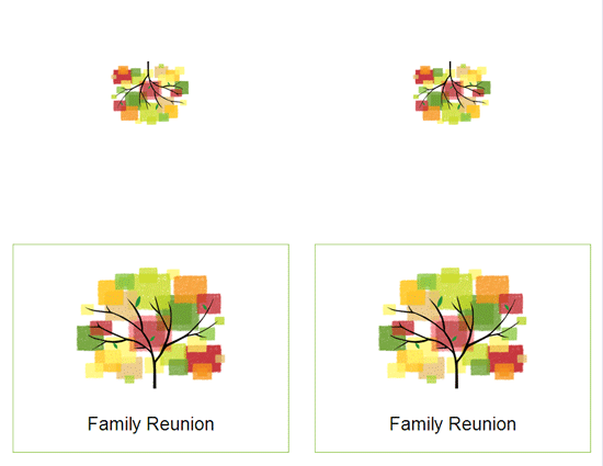 Family Reunion Invitation Note