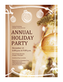 Holiday Party Invitation (for Business...