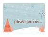 Winter Holiday Event Invitation